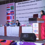 Dr. Anagha Soocheta presenting her paper