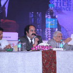 Dr. Hemant Sonare presenting his views during panel discussion