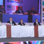 L to R - Rajeev Pande, Francois Boussu, Dr. Kim Gandhi, Sanjay Muthal & Jiri Militiky