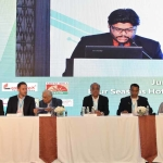 Dignetaries of 1st Panel Discussion