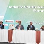 L to R Mr. Sanjay Muthal, Mr. Faruque Hassan, Mr. Felix Fernando & Mr. Avinash Mayekar