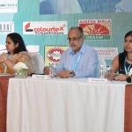 L to R Ms Chandrima Chatterjee, Mr. Varun Singhi & Ms Rakhi Vashisht