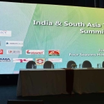 LED Screen of the Summit 2017