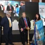 Mr. Arvind Sinha, President, TAI lightening the Lamp