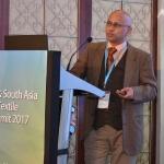 Mr. Avinash Mayekar delivering his presentation