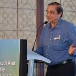 Mr. K.D. Sanghvi presenting his impressions on the Summit 2017