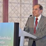 Mr. Pradeep Mukherjee presenting his paper