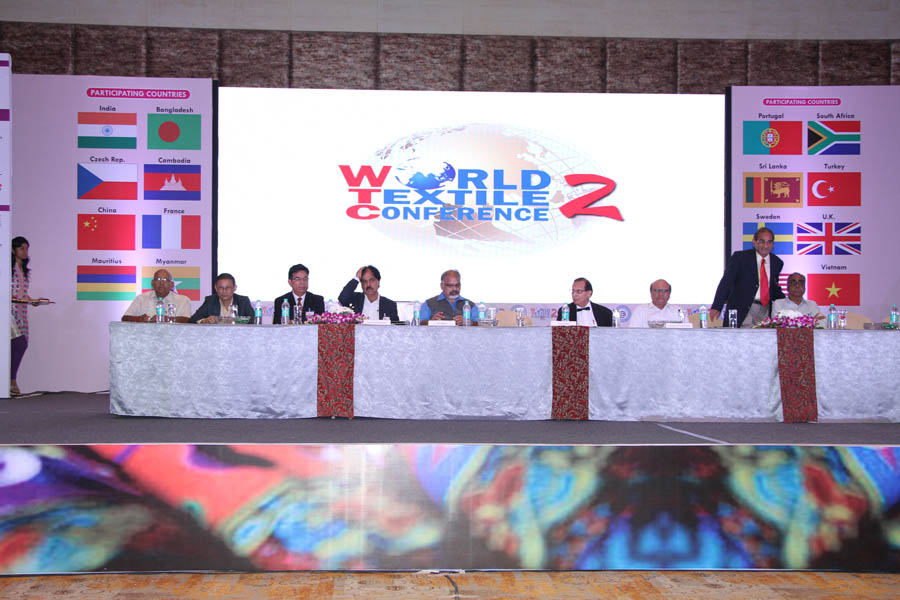 Dignitaries during Validictory Session