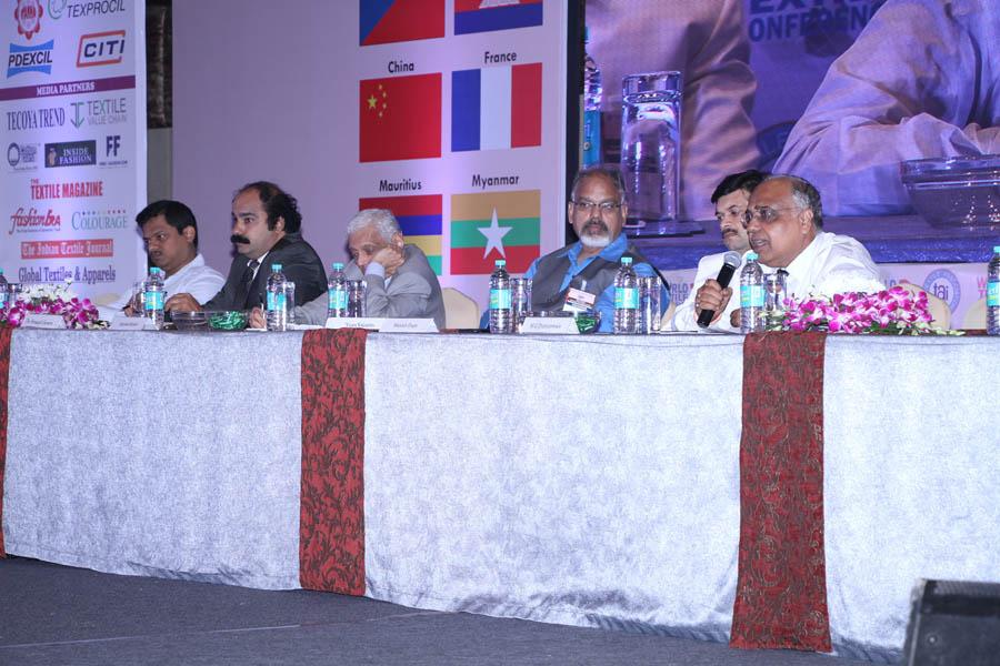 Dr. M.L. Jhunjunwala speaking during Panel Discussion