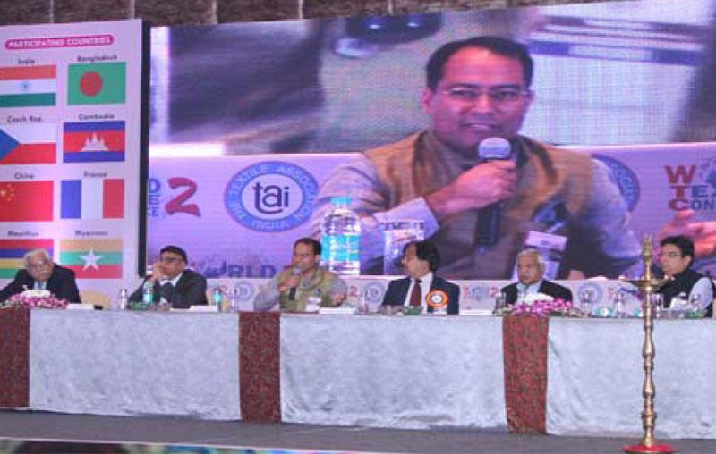 Mr. Prashant Agrawal, Moderator deliberating on the topic