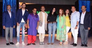 Sasmira Celebrates Annual Fashion Show Enchante 2017 Textile Association Of India