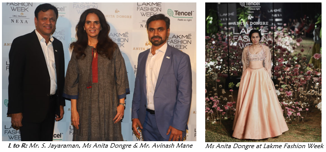 A Summer Reverie by Anita Dongre X TENCEL™ - Textile Association of
