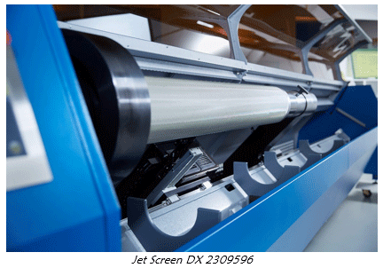 A T E  ties-up with Lüscher Technologies AG, Switzerland - Textile